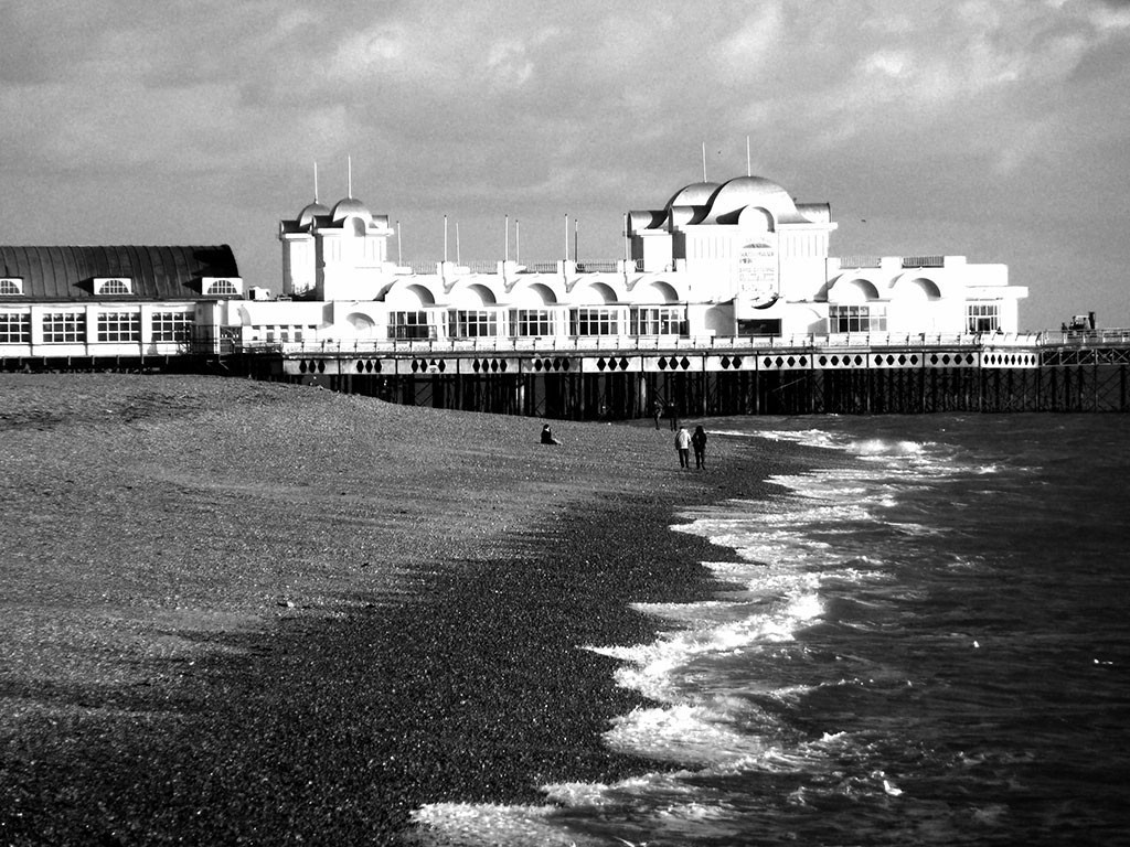 Southsea South Parade Pier