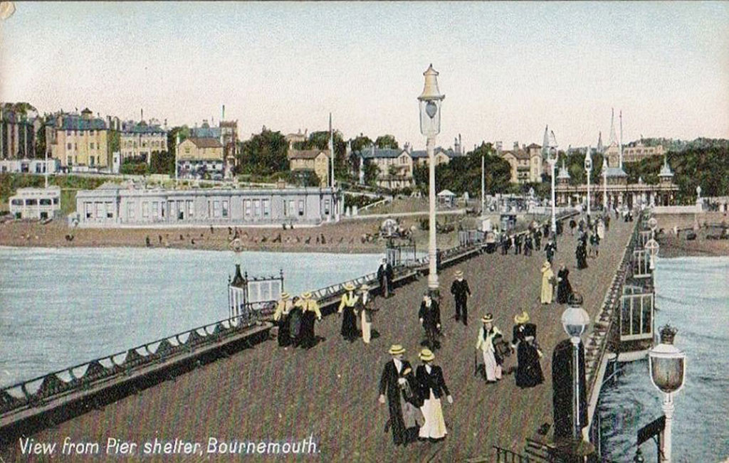 Bournemouth National Piers Society