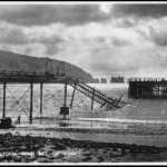 Alum Bay Pier