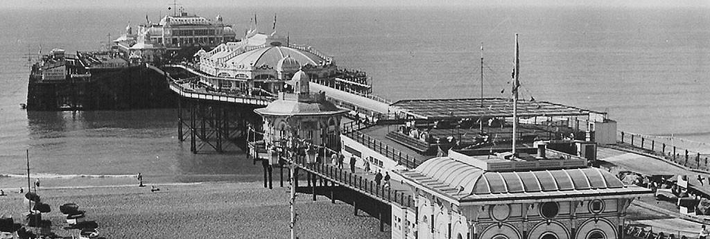 Brighton West Pier, Richard Riding