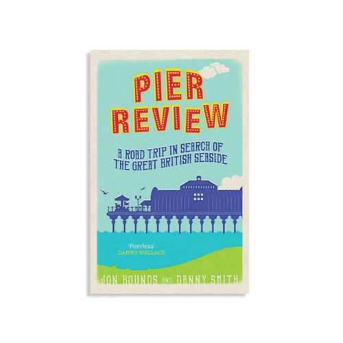 Pier Review book cover