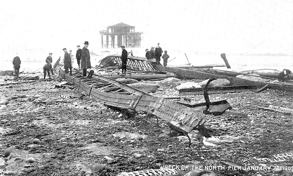 Scarborough Pier Disaster