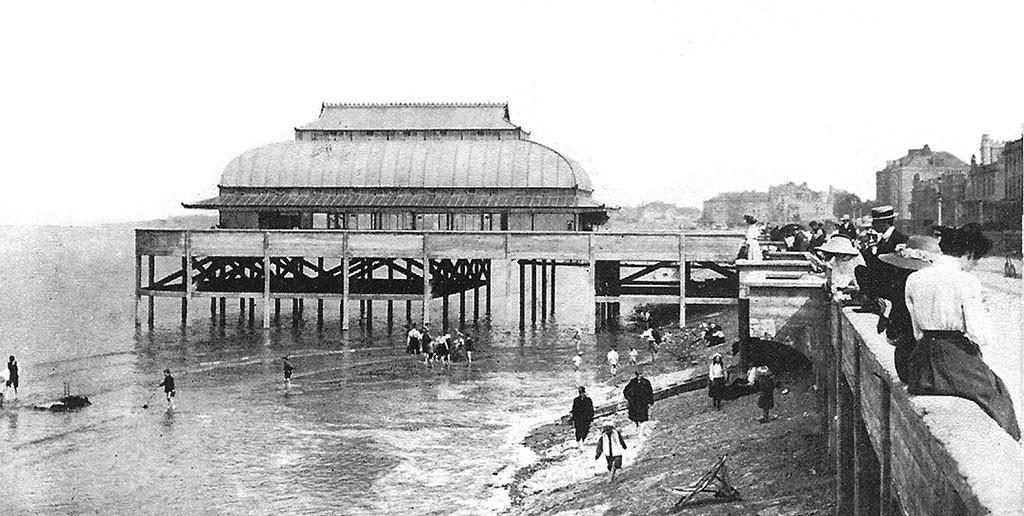 Burnham on Sea Pier