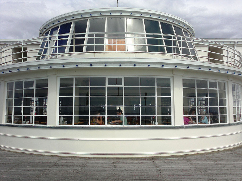 Worthing Pier Southern Pavilion
