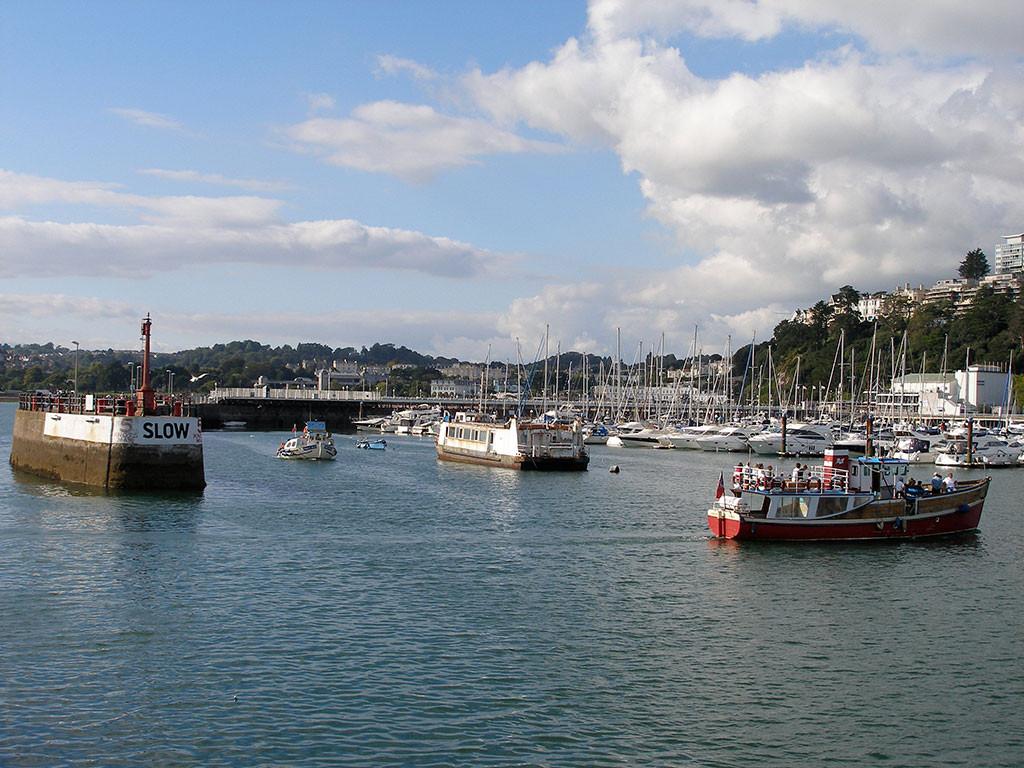 Torquay Princess Pier