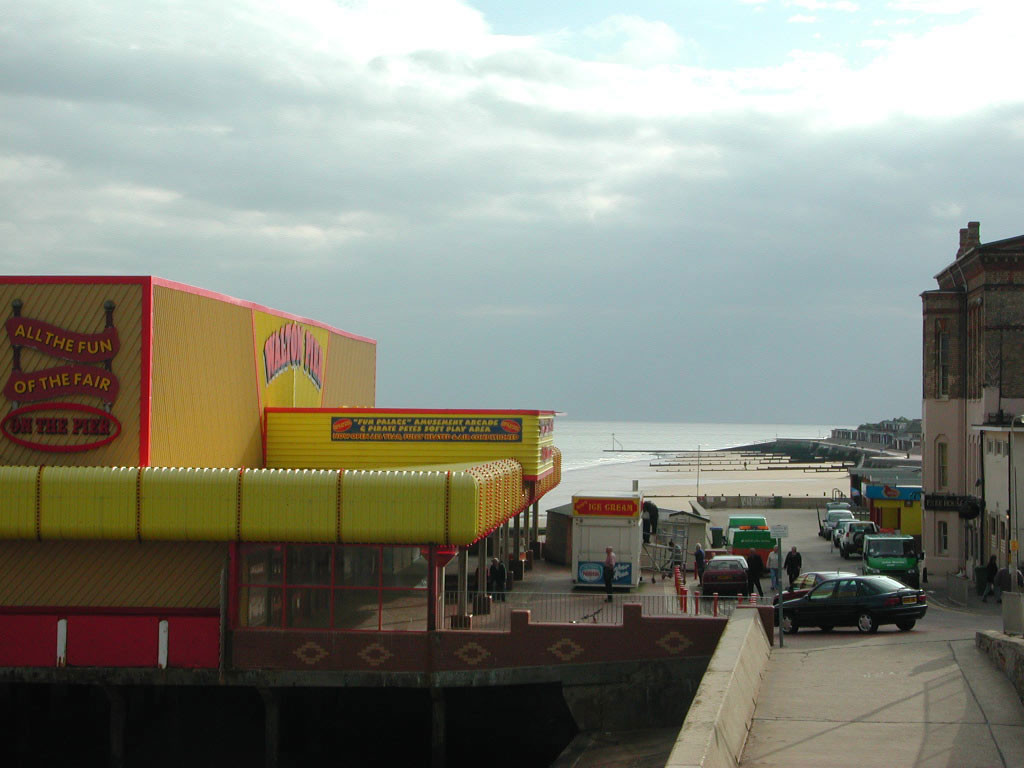 Walton-on-the-Naze Pier