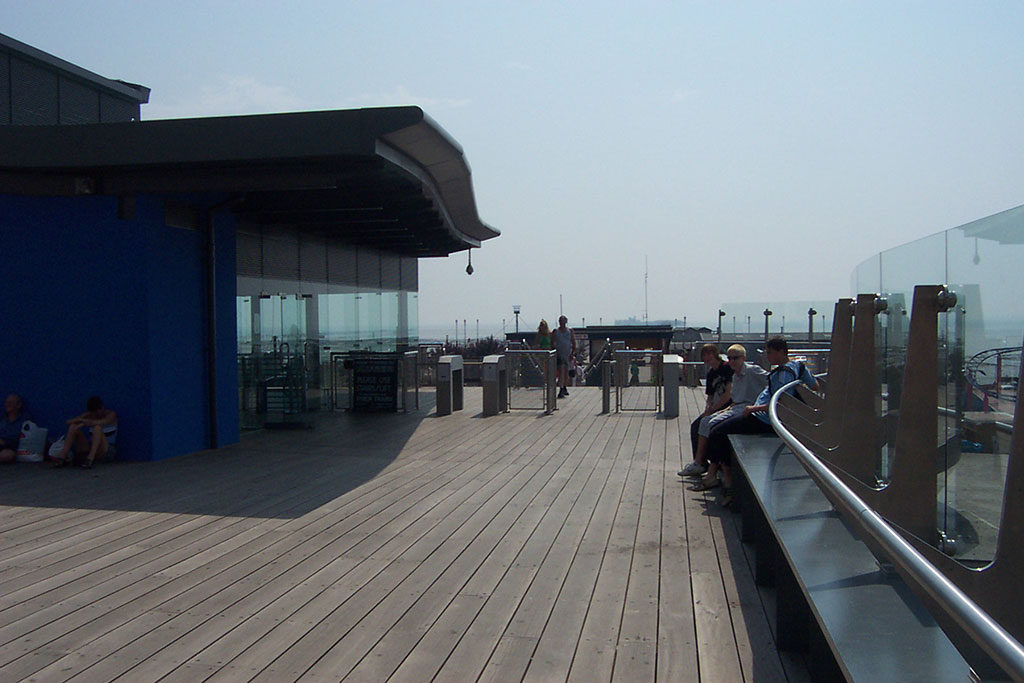 Southend Pier by Suzie Hart