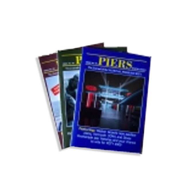 Back issues of PIERS
