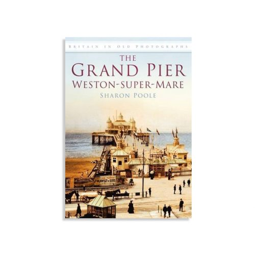 The Grand Pier Weston-Super-Mare by Sharon Poole
