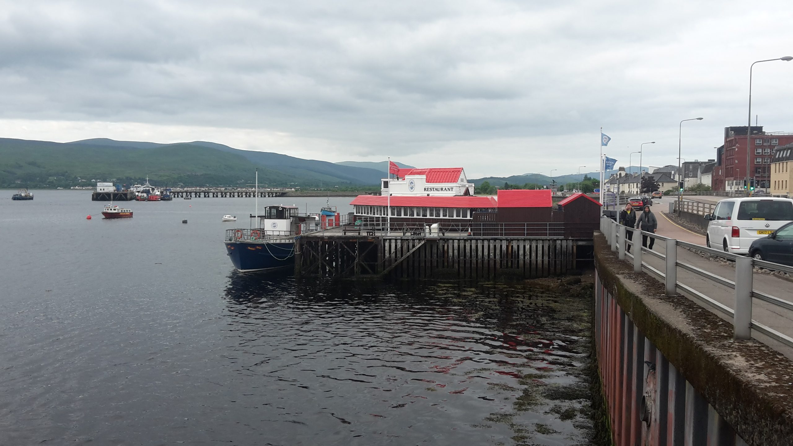 Fort William Pier