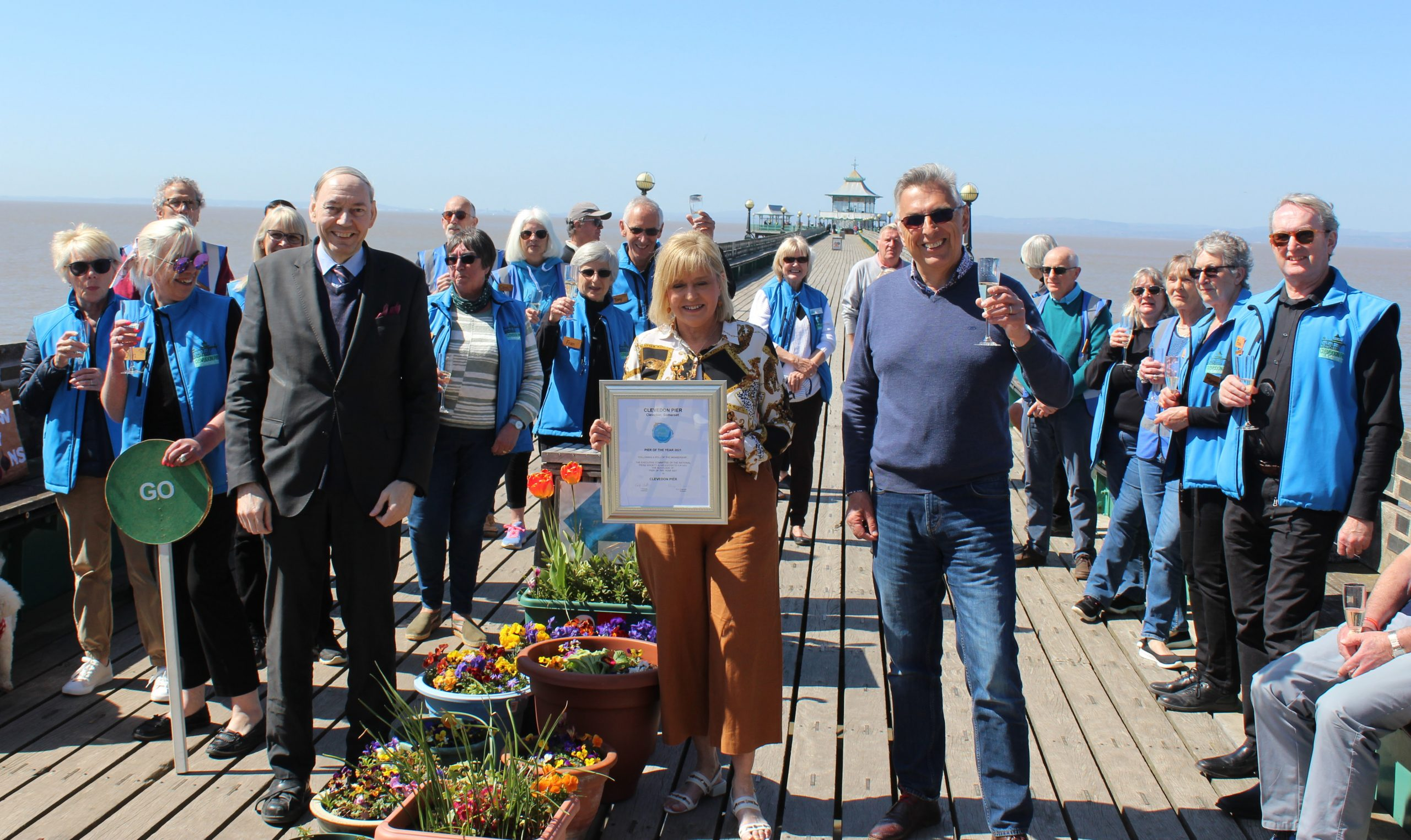 Pier of the Year Presentation